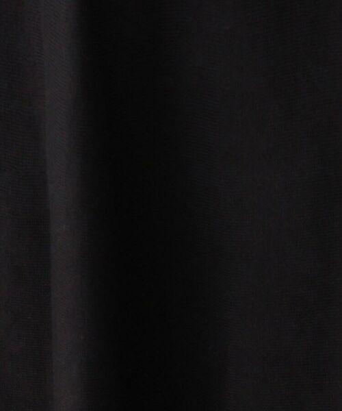 index / インデックス ミニ丈・ひざ丈ワンピース | 【洗える】ボートネックフレアニットワンピース | 詳細7