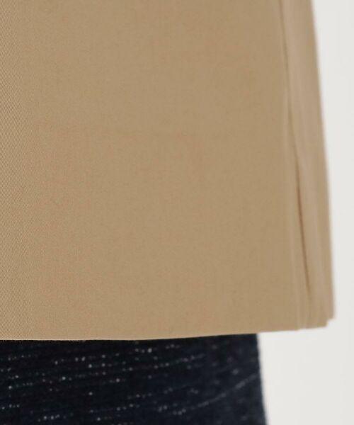 INDIVI / インディヴィ トレンチコート   【花粉/撥水/中綿蓄熱】トレンチコート   詳細2