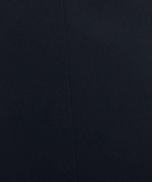 INDIVI / インディヴィ ノーカラージャケット | 【STYLE UP/マシンウォッシュ/UV/接触冷感】2WAY  カラーレスジャケット | 詳細12