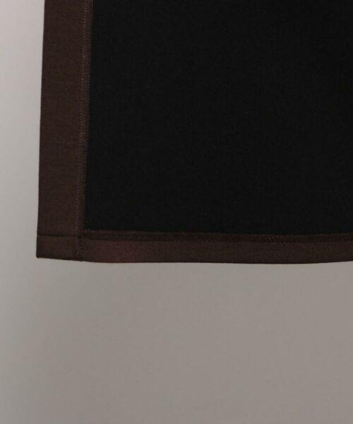 INDIVI / インディヴィ テーラードジャケット | ダブルフェイスロングジャケット | 詳細13