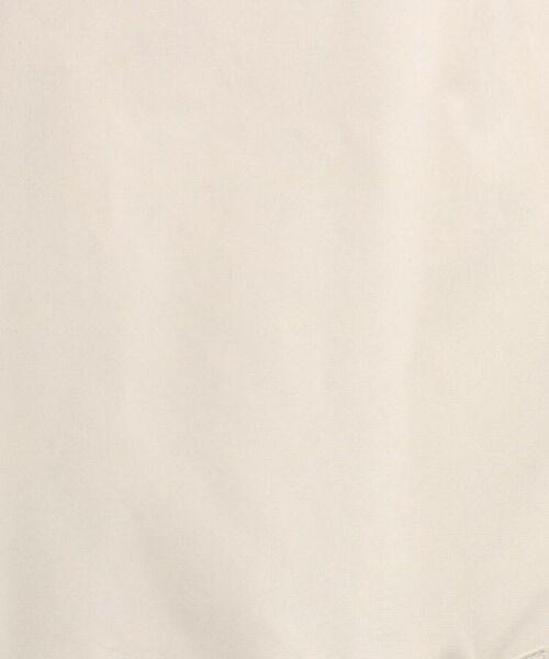 INDIVI / インディヴィ ブルゾン | 【マシンウォッシュ/撥水/ポケッタブル】ショートタフタブルゾン | 詳細14