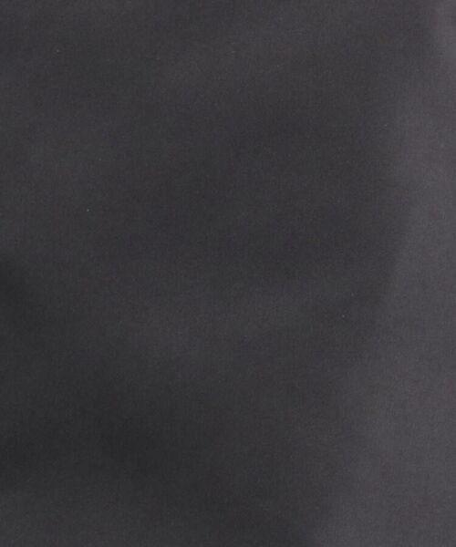 INDIVI / インディヴィ ブルゾン | 【マシンウォッシュ/撥水/ポケッタブル】ショートタフタブルゾン | 詳細15