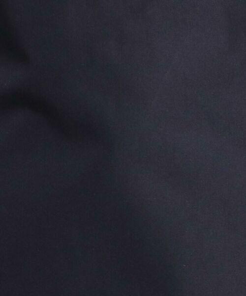 INDIVI / インディヴィ ブルゾン | 【マシンウォッシュ/撥水/ポケッタブル】ショートタフタブルゾン | 詳細2