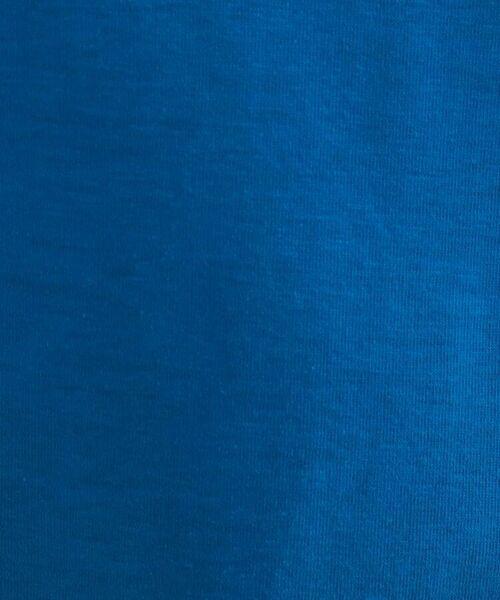 INDIVI / インディヴィ カットソー | 【ハンドウォッシュ】ボリュームスリーブカットソー | 詳細13