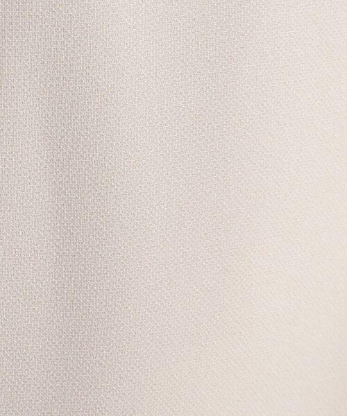 INDIVI / インディヴィ セットアップ | 【マシンウォッシュ/UV】ハイストレッチテーパードパンツ | 詳細11
