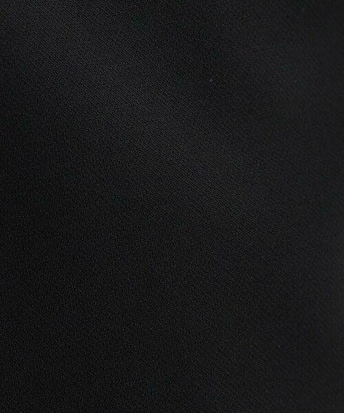 INDIVI / インディヴィ セットアップ | 【マシンウォッシュ/UV】ハイストレッチテーパードパンツ | 詳細5
