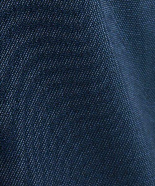 INDIVI / インディヴィ セットアップ | 【マシンウォッシュ/UV/吸水速乾】ツムギートツイルワイドパンツ | 詳細11