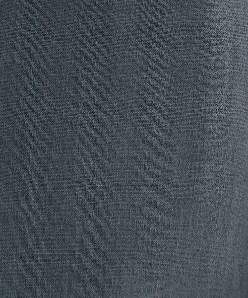 INDIVI / インディヴィ セットアップ | 【洗える】トリアセテート混テーラードジャケット | 詳細15