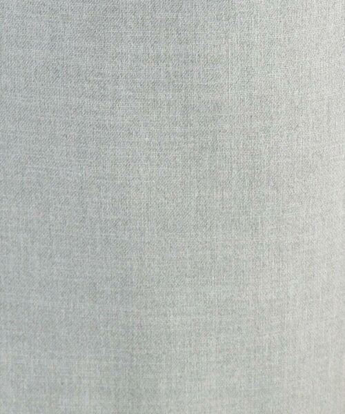 INDIVI / インディヴィ セットアップ | 【洗える】トリアセテート混テーラードジャケット | 詳細3