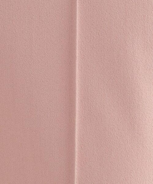 INDIVI / インディヴィ ショート・ハーフ・半端丈パンツ | 【褒められパンツ/AMAZING PANTS】360°ストレッチテーパードパンツ | 詳細13