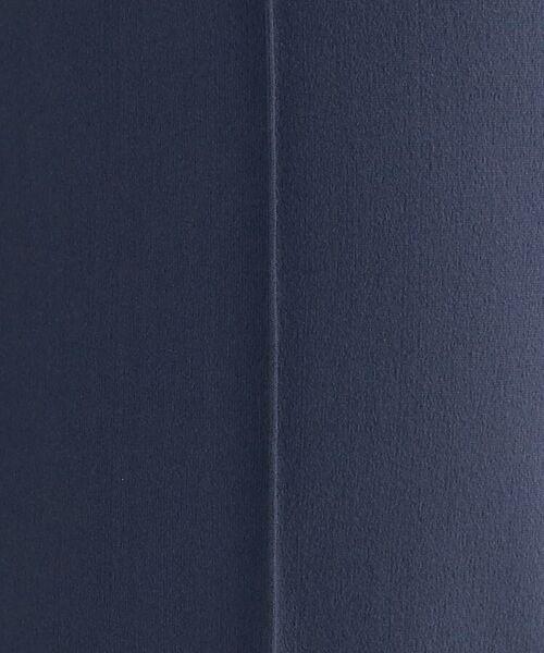 INDIVI / インディヴィ ショート・ハーフ・半端丈パンツ | 「L」【褒められパンツ/AMAZING PANTS/洗える】360°ストレッチテーパードパンツ | 詳細15