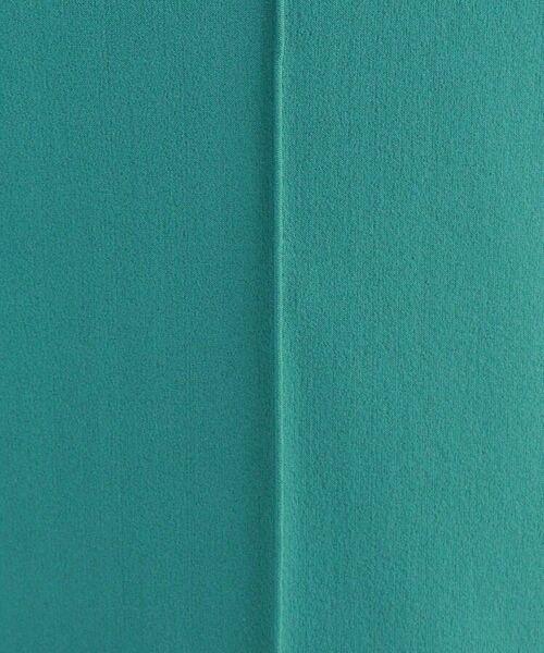 INDIVI / インディヴィ ショート・ハーフ・半端丈パンツ | 「L」【褒められパンツ/AMAZING PANTS/洗える】360°ストレッチテーパードパンツ | 詳細20