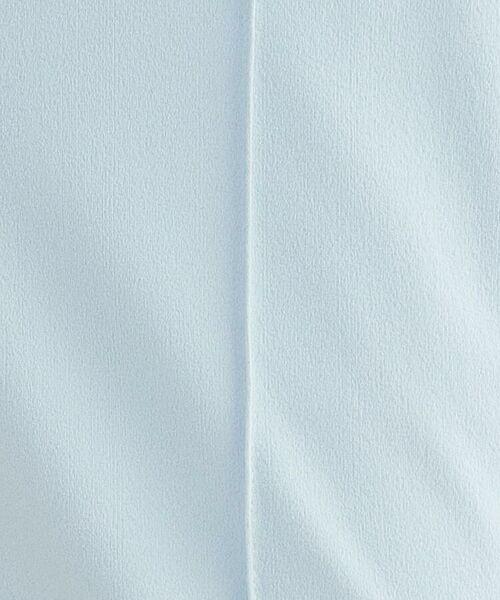 INDIVI / インディヴィ ショート・ハーフ・半端丈パンツ | 「L」【褒められパンツ/AMAZING PANTS/洗える】360°ストレッチテーパードパンツ | 詳細5
