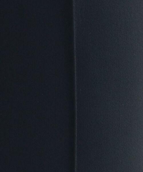 INDIVI / インディヴィ ショート・ハーフ・半端丈パンツ | 「L」【褒められパンツ/AMAZING PANTS/洗える】360°ストレッチテーパードパンツ | 詳細8