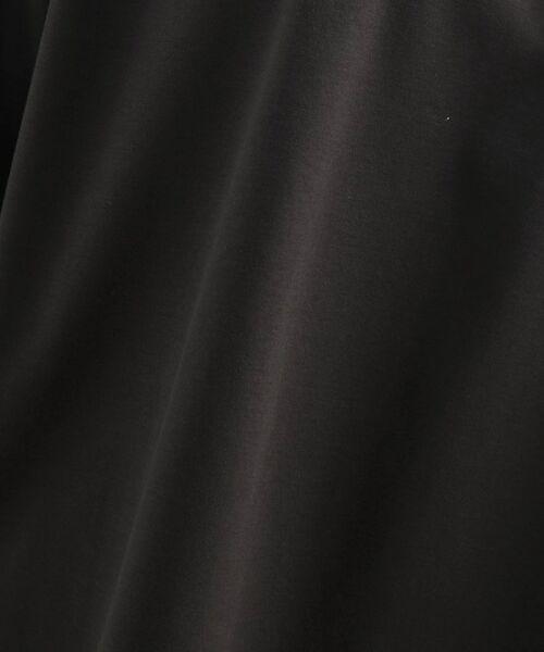 INDIVI / インディヴィ カットソー | シルキースムース ラウンドヘムプルオーバー | 詳細5
