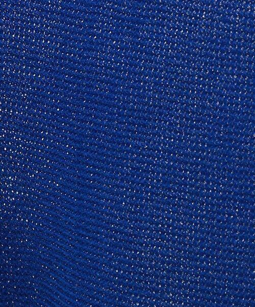 INDIVI / インディヴィ カーディガン・ボレロ | 【WEB限定カラー】シアーニットロングカーディガン | 詳細18
