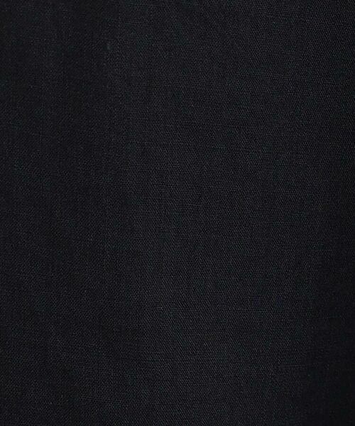 INDIVI / インディヴィ ロング・マキシ丈スカート   ラミーボイルアシメ切替マーメイドスカート   詳細9