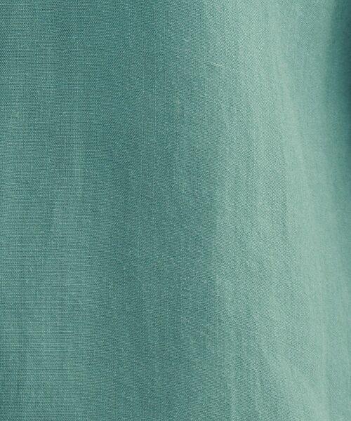 INDIVI / インディヴィ チュニック   ラミーボイルチュニックシャツ   詳細11