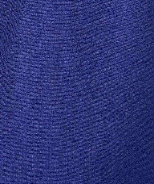 INDIVI / インディヴィ チュニック   ラミーボイルチュニックシャツ   詳細26