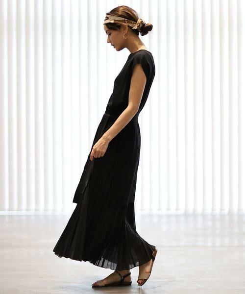 INED / イネド ミニ・ひざ丈スカート | ロングプリーツスカート | 詳細6