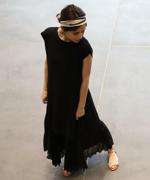 INED / イネド ミニ・ひざ丈スカート | ロングプリーツスカート | 詳細21