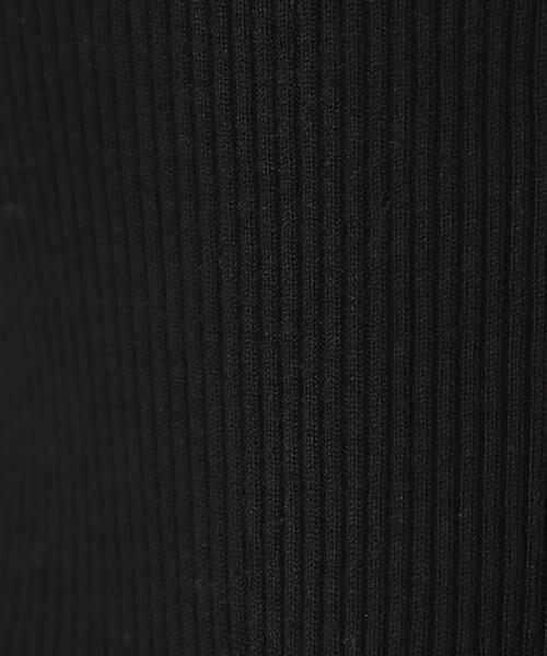 INED / イネド ニット・セーター | ボートネックリブニット | 詳細5