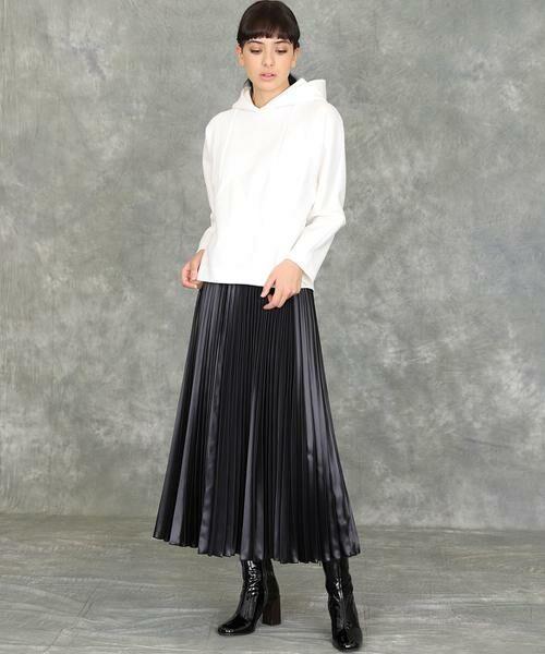 INED / イネド ミニ・ひざ丈スカート   プリーツスカート   詳細25