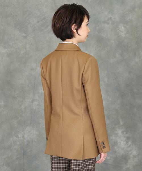 INED / イネド テーラードジャケット | 《INED international》ダブルブレストジャケット | 詳細4