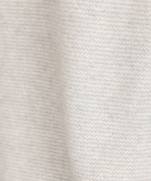 INED / イネド ニット・セーター | フォックス混Vネックニット | 詳細5
