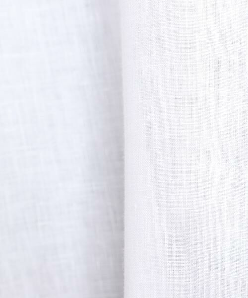 INED / イネド シャツ・ブラウス | タックシャツ《MONTI》 | 詳細5