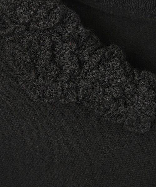 INGEBORG / インゲボルグ ニット・セーター | Vネックニットプルオーバー | 詳細1