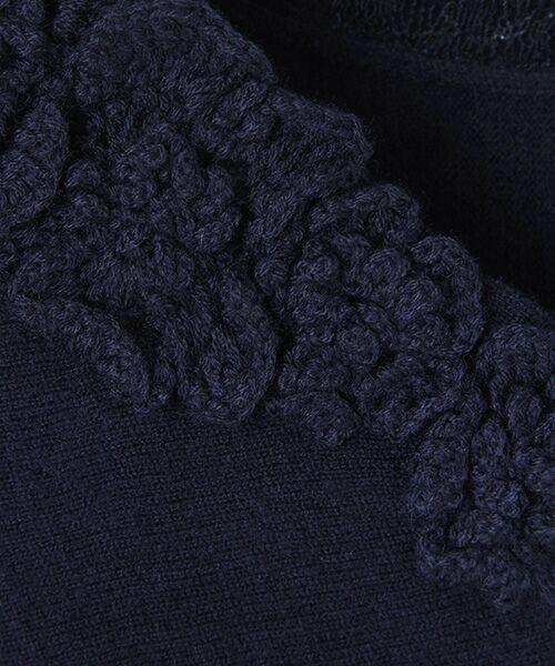 INGEBORG / インゲボルグ ニット・セーター | Vネックニットプルオーバー | 詳細8