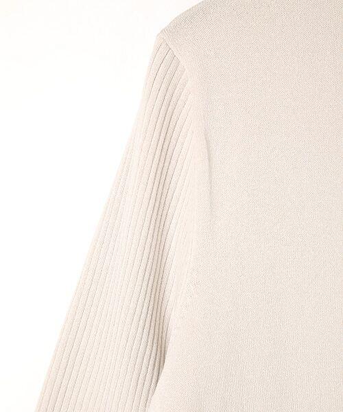 INGEBORG / インゲボルグ ニット・セーター | モックネックロング丈セーター | 詳細4