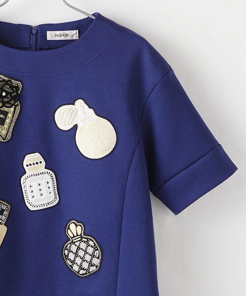 INGEBORG / インゲボルグ Tシャツ | 【アウトレット】香水瓶モチーフプルオーバー | 詳細3