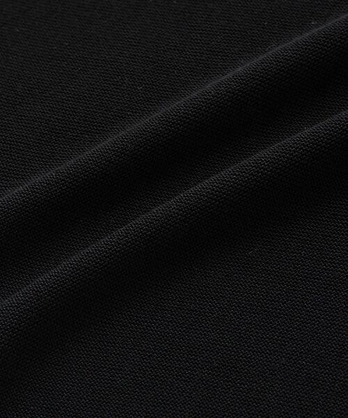 INGEBORG / インゲボルグ ニット・セーター | 後リボンVネックニットプルオーバー | 詳細1