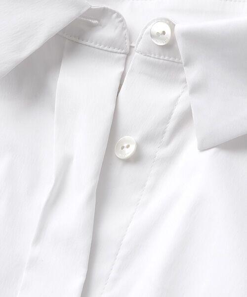 INGEBORG / インゲボルグ シャツ・ブラウス | お袖ふんわりカフスリボンブラウス | 詳細1