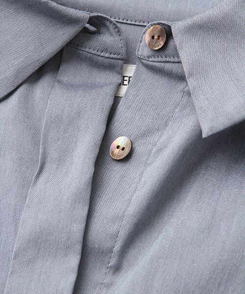 INGEBORG / インゲボルグ シャツ・ブラウス | お袖ふんわりカフスリボンブラウス | 詳細6