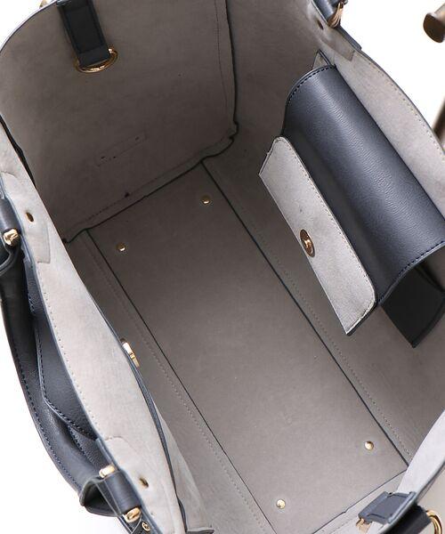 interstaple / インターステイプル トートバッグ | 【新色追加】フロントファスナーオープントート | 詳細7