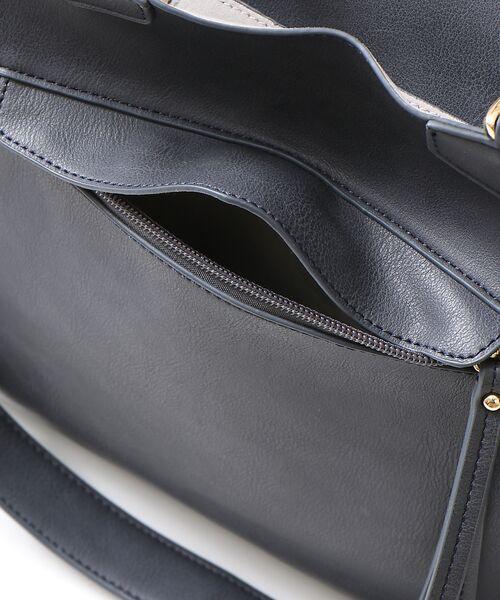 interstaple / インターステイプル トートバッグ | 【新色追加】フロントファスナーオープントート | 詳細8