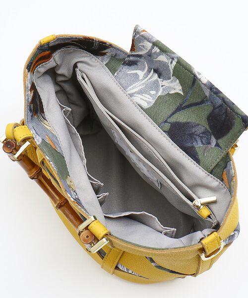 interstaple / インターステイプル トートバッグ | レザーメイドバスケット S | 詳細12
