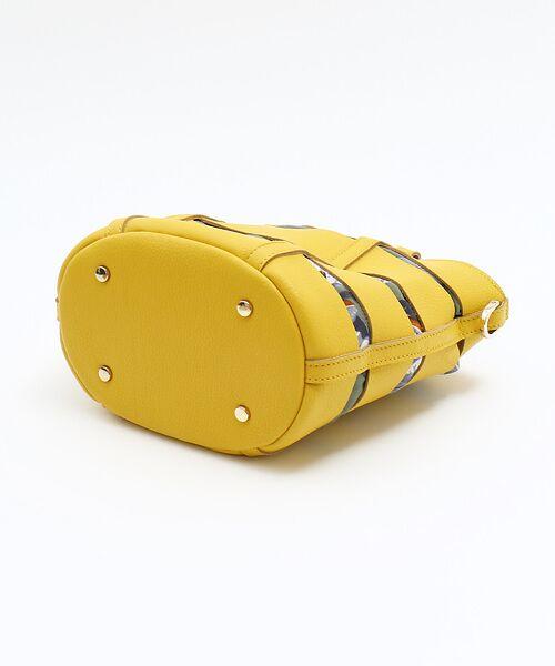 interstaple / インターステイプル トートバッグ | レザーメイドバスケット S | 詳細7