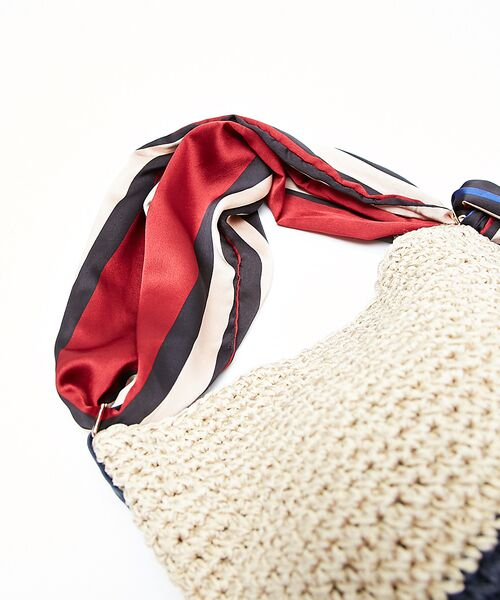 interstaple / インターステイプル トートバッグ | 【販売店舗限定】スカーフショルダー | 詳細4