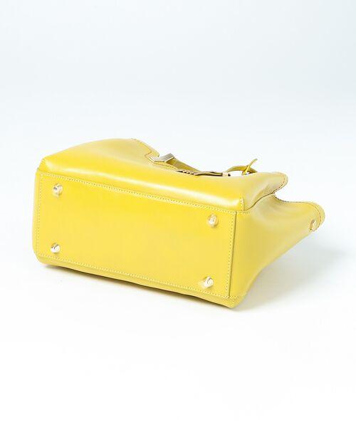 interstaple / インターステイプル トートバッグ | Ava/プルアップレザーミニトート | 詳細3