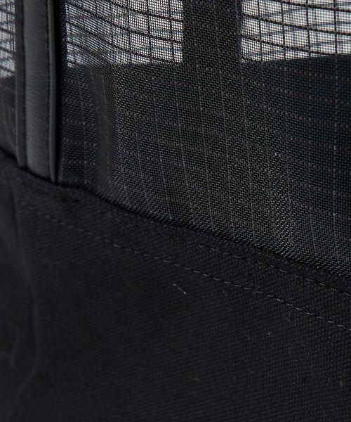 interstaple / インターステイプル トートバッグ | ライトスルーA4トート | 詳細3