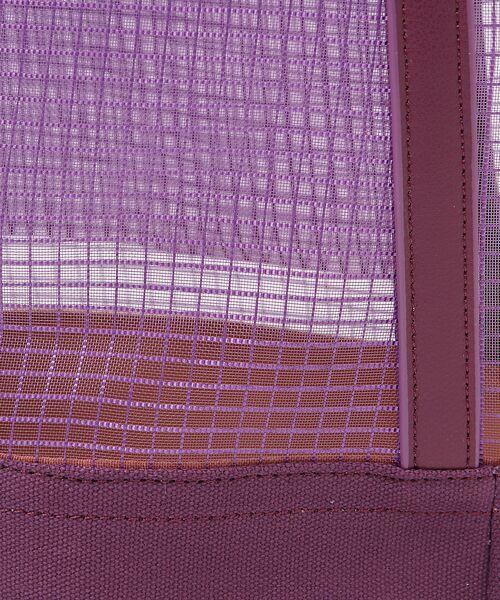 interstaple / インターステイプル トートバッグ | ライトスルーA4トート | 詳細21