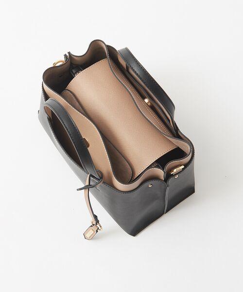 interstaple / インターステイプル トートバッグ | 【新色登場】スクエアセパレートミニトート | 詳細3