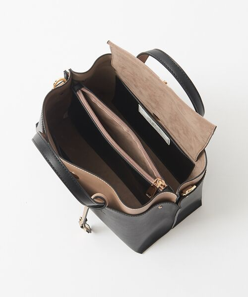 interstaple / インターステイプル トートバッグ | 【新色登場】スクエアセパレートミニトート | 詳細4