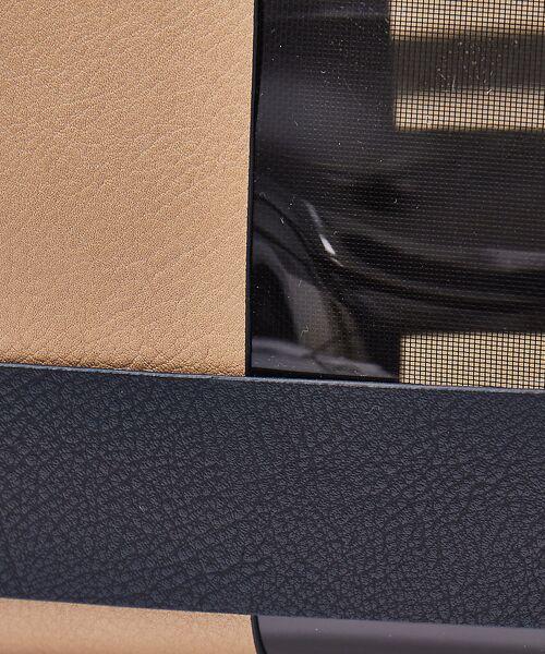 interstaple / インターステイプル ショルダーバッグ | 【2WAY】配色ビニールショルダー | 詳細8