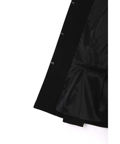JILLSTUART / ジルスチュアート テーラードジャケット | ◆《Endy ROBE》グレタスーツペプラムジャケット | 詳細3