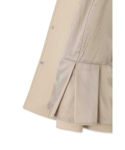 JILLSTUART / ジルスチュアート テーラードジャケット | ◆《Endy ROBE》グレタスーツペプラムジャケット | 詳細13